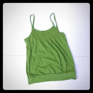Leaf Green Old Navy XS Tank Top